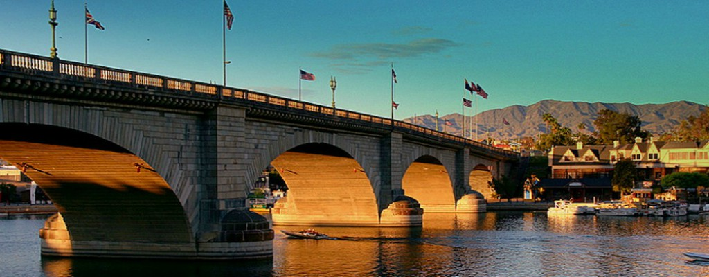 London Bridge in AZ